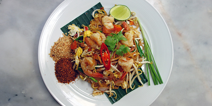 Pad Thai from Folks Collective - The Vintage Shope (China Square) in Raffles Place, Singapore
