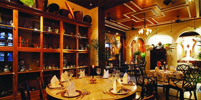 Restaurant Ambiance of Blue Elephant Phuket, Talad Neua, Muang, Phuket, Thailand