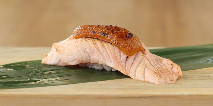 Salmon Saikyo from MAGURO Sushi - INT Intersect, Rama 3 in Rama 3 Road, Bangkok