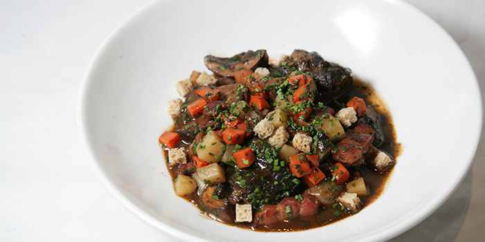 Beef Bourguignon from Saveur (Purvis) in Bugis, Singapore