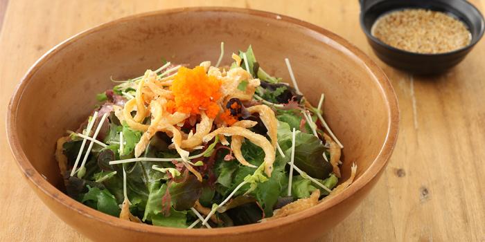 Shirauo Salad from MAGURO Sushi - Chaeng Wattana in Chang Wattana Road, Bangkok