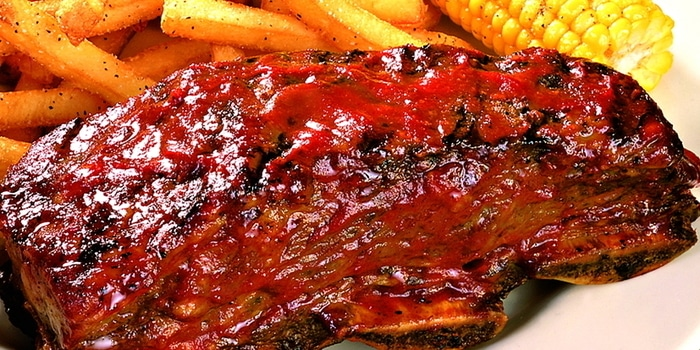 BBQ Beef Ribs at Chili