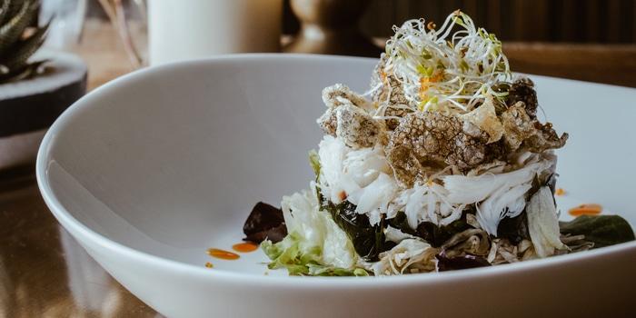 Crab Salad at Fat Shogun Kuningan
