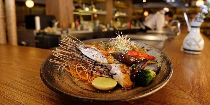 Dish 1 at Fujin, Jakarta