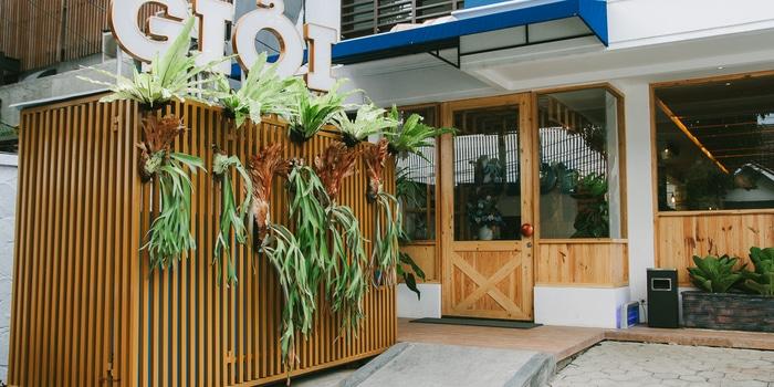 Exterior at GIOI