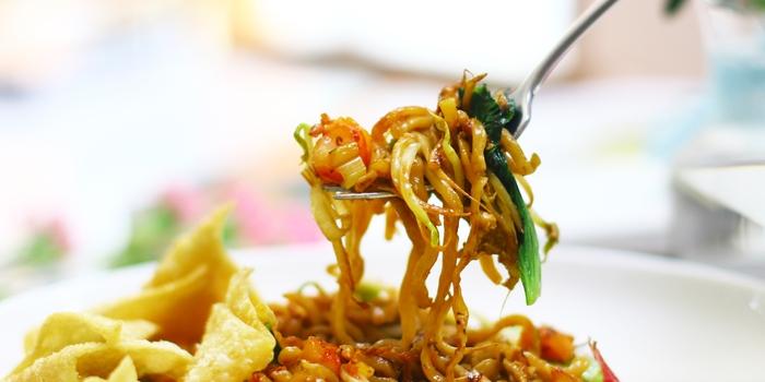 Dish 3 at Lewis & Carroll Tea Jakarta