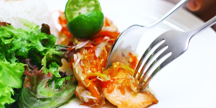 Dish 5 at Lewis & Carroll Tea Jakarta