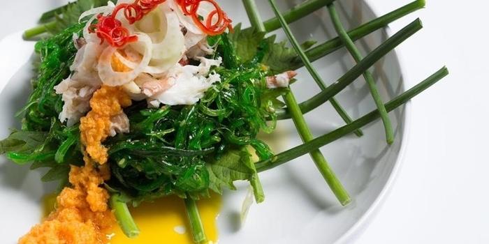Dish 4 at Ji Restaurant, Bali