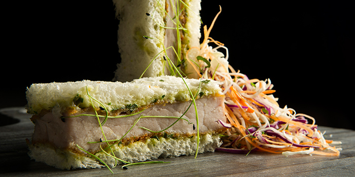 Tonkatsu Sandwich from Adrift by David Myers at Marina Bay Sands in Marina Bay, Singapore