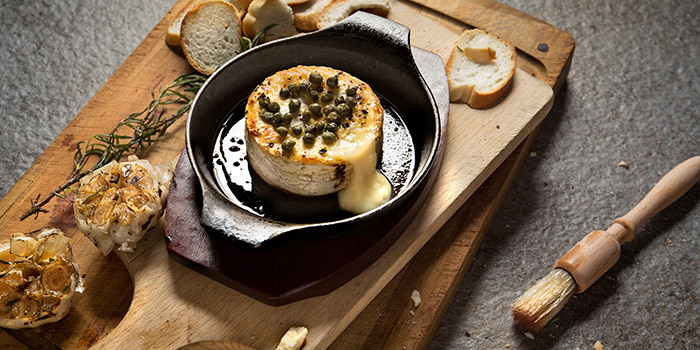 Camembert from Bedrock Bar & Grill in Pan Pacific Serviced Suites Orchard in Orchard, Singapore