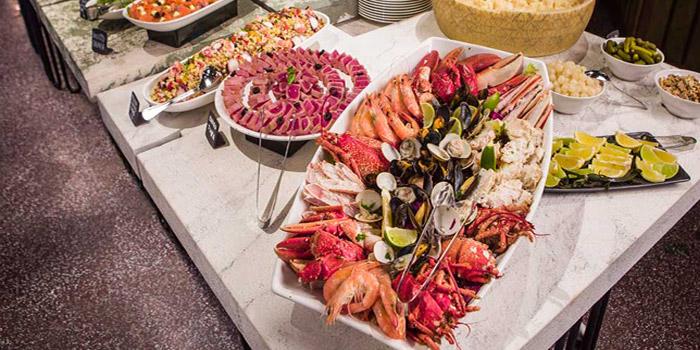Buffet Table, Spiga, Central, Hong Kong