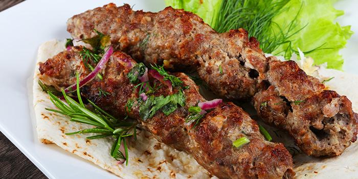 Lamb Kofta from Byblos Grill in Bugis, Singapore