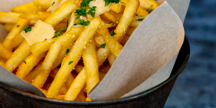Truffle Fries from CIN CIN in Oasia Hotel Downtown in Tanjong Pagar, Singapore