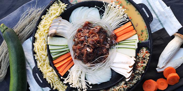 Bulgogi Stew from Chicken Up (Tanjong Pagar) in Tanjong Pagar, Singapore