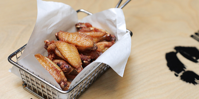 Finger Wings from Chicken Up (Orchard) in Orchard Road, Singapore