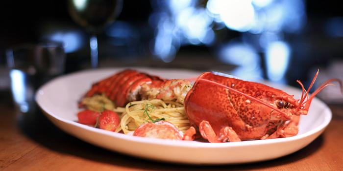 Lobster from Sensi Restaurant in Narathiwat Soi 17, Bangkok