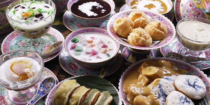 Dessert Spread from PeraMakan (Keppel Club) in Harbourfront, Singapore
