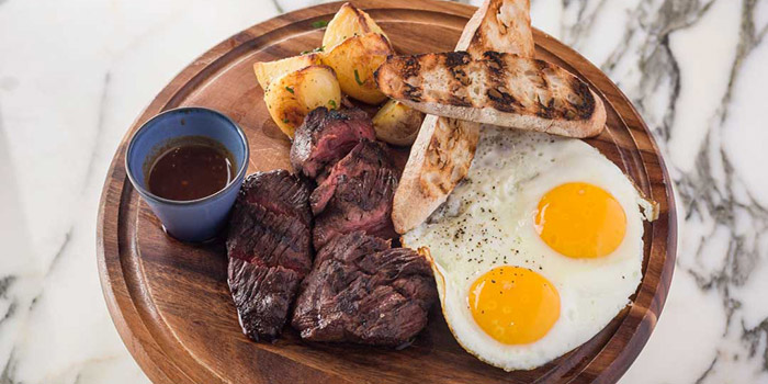 Steak & Eggs, Alto, Causeway Bay, Hong Kong