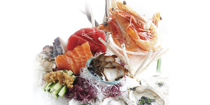 Seafood Platter from TungLok Seafood (Orchard Central) in Orchard, Singapore