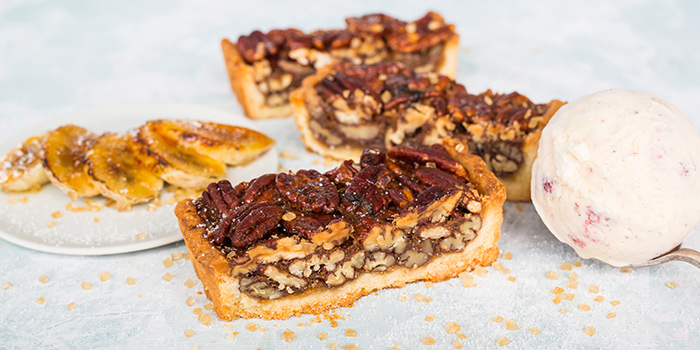 Pecan Tart from The Marmalade Pantry (Novena) at Oasia Hotel Novena in Novena, Singapore