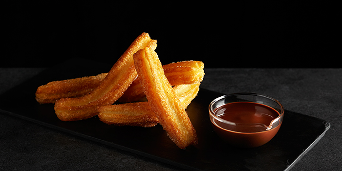 Churros from Tapas Club at Orchard Central in Orchard, Singapore