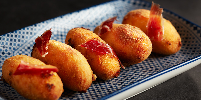 Croquetas de Jamon from Tapas Club at Orchard Central in Orchard, Singapore