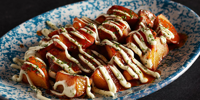 Patatas Bravas from Tapas Club at Orchard Central in Orchard, Singapore