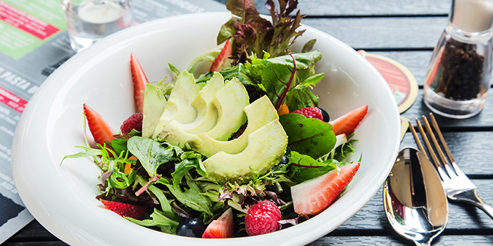 Avocado Salad from The Fine Line in Holland Village, Singapore