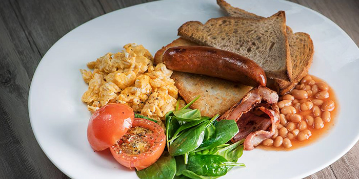 Big Breakfast from Thyme @Rochester in Rochester, Singapore