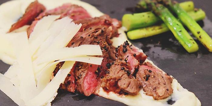 Tenderloin Steak from Yummo Chow in Hotel NuVe Heritage in Bugis, Singapore