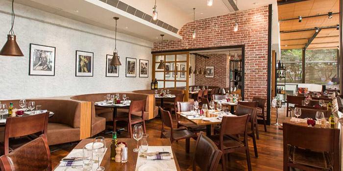Dining Area, Tango Elements, Tsim Sha Tsui, Hong Kong