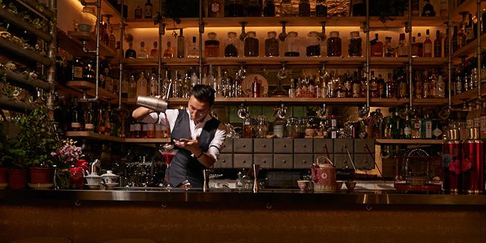 Bar, Sohofama, Central, Hong Kong