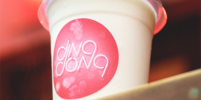 Ding Dong Daiquiri from Ding Dong in Raffles Place, Singapore