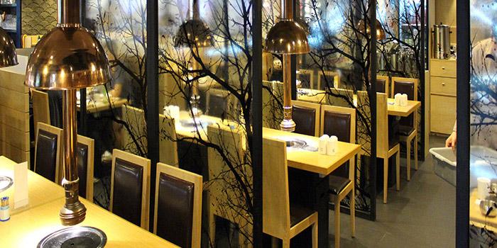 Dining Area, Hancham BBQ Restaurant (Empire Centre), Tsim Sha Tsui, Hong Kong