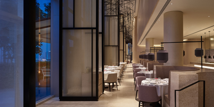 Dining Area from Embassy Room at Park Hyatt Bangkok, Bangkok