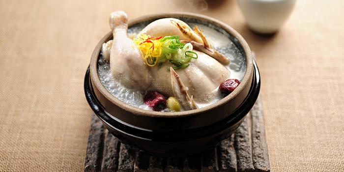 Ginseng Chicken Soup, Hancham BBQ Restaurant (Empire Centre), Tsim Sha Tsui, Hong Kong