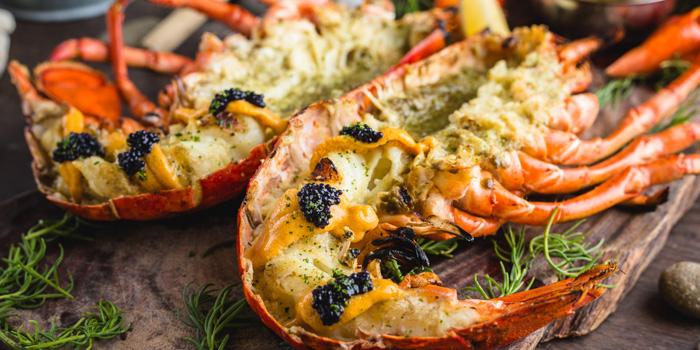 Highlight Lobster from Crab and Claw at Siam Paragon, Bangkok