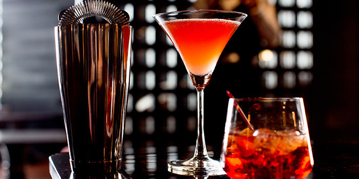Bar Mix from Lobby Lounge & Bar at Holiday Inn Singapore Orchard City Centre in Orchard, Singapore