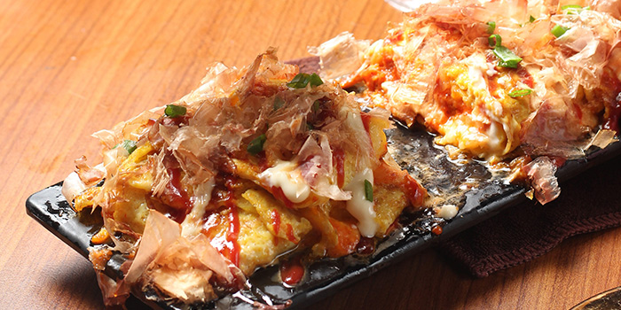 Korean Egg Roll 50cm, Hancham BBQ Restaurant (Empire Centre), Tsim Sha Tsui, Hong Kong
