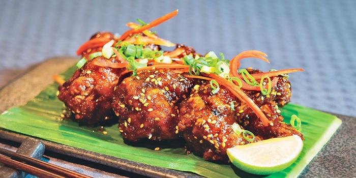 Korean Fried Chicken, Fugazi, Kennedy Town, Hong Kong