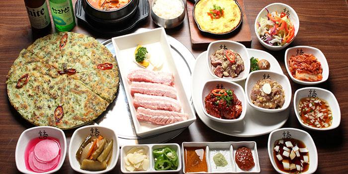 Signature Dishes, Hancham BBQ Restaurant (Empire Centre), Tsim Sha Tsui, Hong Kong