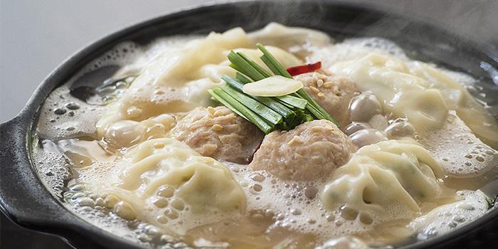 Dumpling Soup from Sumire Yakitori House in Bugis, Singapore