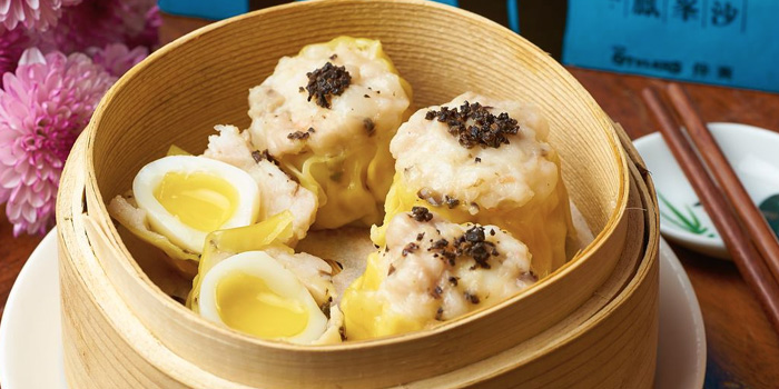 Siew Mai from TungLok Teahouse (Square 2) in Novena, Singapore