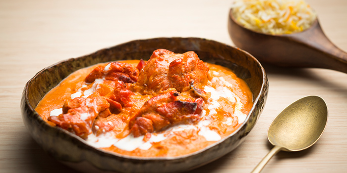 Butter Chicken from Tandoor in Holiday Inn Singapore Orchard City Centre in Orchard, Singapore