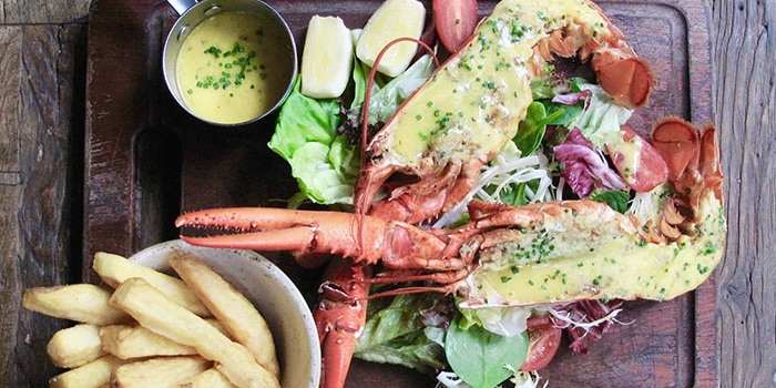 Whole Boston Lobster, Shoreditch, Kennedy Town, Hong Kong