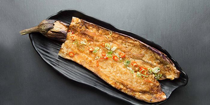 Grilled Eggplants, On On BBQ, Mong Kok, Hong Kong