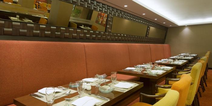 Interior 1 from La Brasserie Le Meridien Jakarta