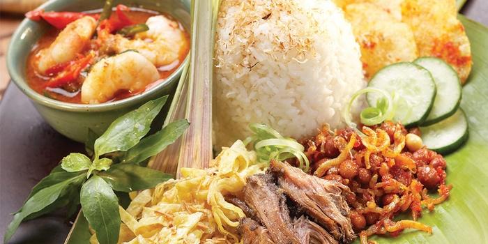 Malacca Nasi Lemak at Seribu Rasa Menteng