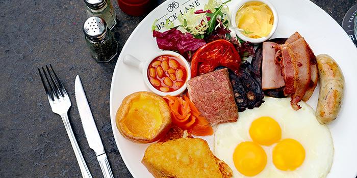 All Day Breakfast, BRICK LANE, Admiralty, Hong Kong