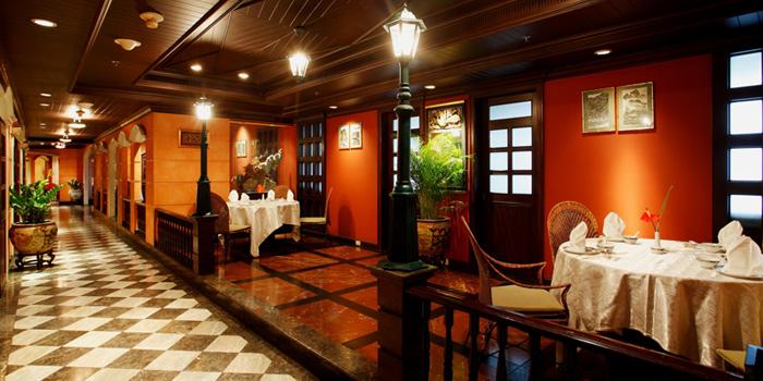 Atmosphere from Dynasty Restaurant at Centara Grand at Central Plaza Ladprao Bangkok, Bangkok